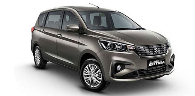 All New Suzuki Ertiga, Tambah Nyaman