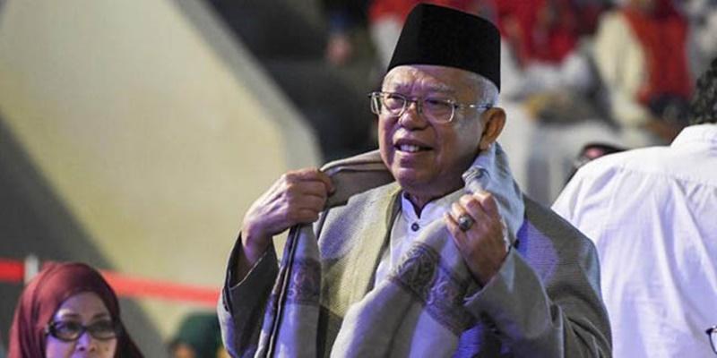 Musni Umar: Survei Jangan Jadi Alasan Lengserkan Maruf Amin, Rakyat Bisa Marah