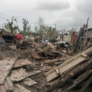 Presiden Baldwin: Topan Pam Tak Ubahnya Monster yang Menghancurkan Vanuatu