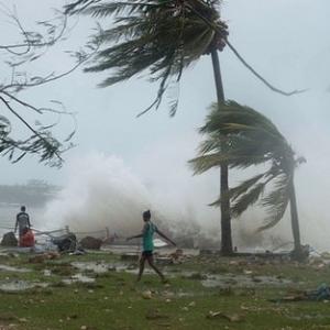 Topan Hantam Vanuatu, 90 Persen Bangunan di Ibukota Hancur