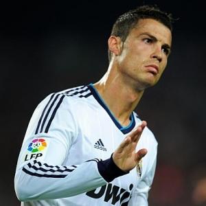 CR7 Tak Masuk 11 Pemain Terbaik 16 Besar Liga Champions