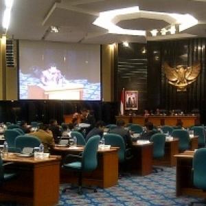 Komisi A DKI Sambangi Diskominfomas