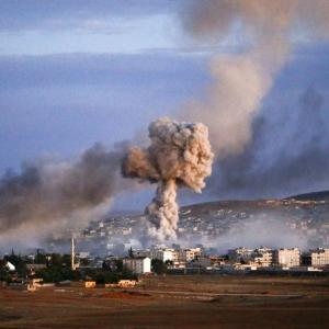 Serangan Udara AS Tewaskan Lebih Dari 20 Tentara Irak