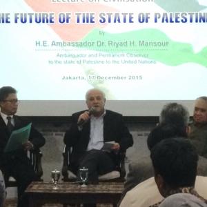 Riyad Mansour: Kami Tidak Bisa Lagi Percaya Israel