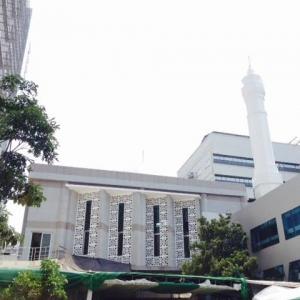 Jokowi: Gagasan Membangun Masjid Balaikota Ada Sejak Lama