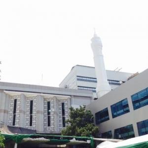 Ini Pujian Ahok Untuk Masjid Yang Akhirnya Dimiliki Balaikota