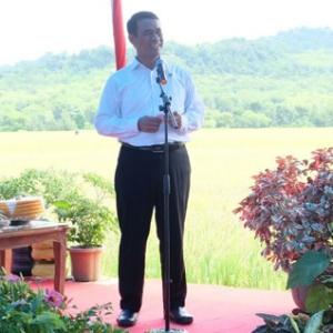 Menteri Amran Sempat Mogok Baca Koran Dan Nonton Berita