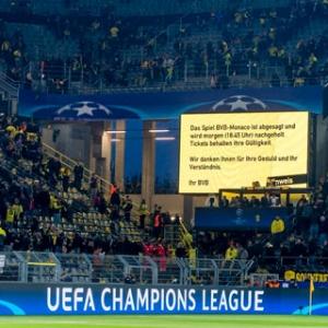 Pertandingan Dortmund-Monaco Ditunda Akibat Ledakan Bom