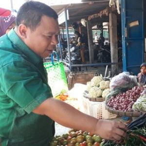 Fathan Subchi : Jelang Lebaran, Pemerintah Harus Stabilkan Harga Sembako