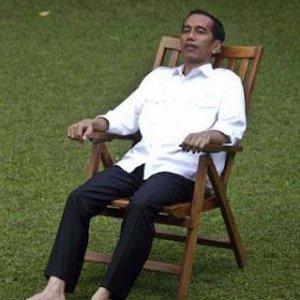 Kabinet Timses Jokowi Dua Periode