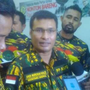 AMPG Ogah Ikut Goyang Setya Novanto