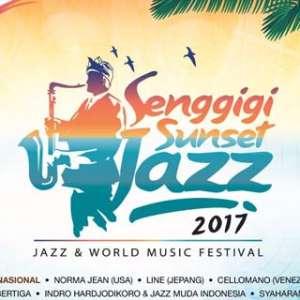Senggigi Sunset Jazz 2017, Hadirkan Sensasi Menikmati Musik Di Pantai