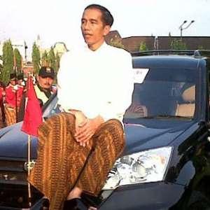 Ini Kata Jokowi Soal Esemka Yang Meredup