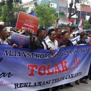 Tolak Reklamasi, Nelayan Gugat Pemprov DKI Dan Sekda Saefullah Ke PN Jakpus