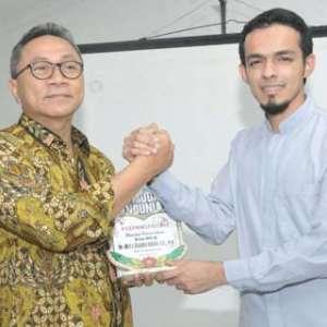 Zulkifli Hasan: Prestasi Gamal Albinsaid Tertutup Pemberitaan Negatif