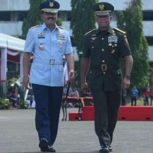 Terima Kasih Jenderal Gatot, Selamat Bertugas Marsekal Hadi