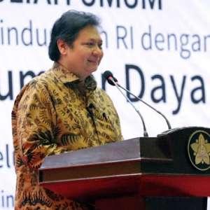 Menteri Airlangga Ajak Mahasiswa Unsyiah Tekuni Dunia Digital