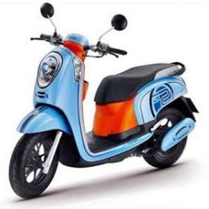 New Honda Scoopy, Warna Baru