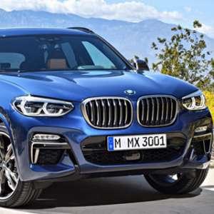 All New BMW X3, Tangguh Di Segala Medan