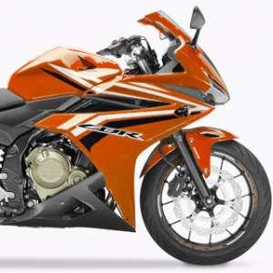 New Honda CBR500R, Dibekali Warna Baru