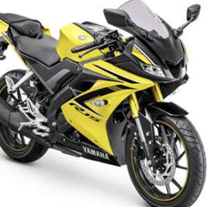 Yamaha R15, Makin Mirip Moge