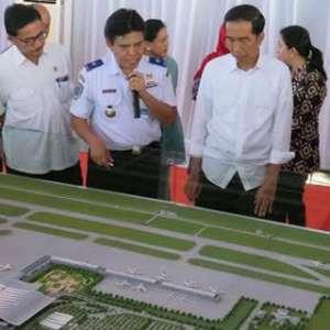 Cerita Pembangunan Bandara Kertajati Di FB, Jokowi Dianggap Pengklaim