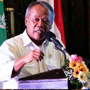 Menteri Basuki Ajak Pemangku Kepentingan Tingkatkan Kontribusi Pengelolaan Irigasi