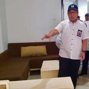 Kamar Khusus Penyandang Disabilitas Wisma Atlet Kemayoran Rampung Awal Juli 2018