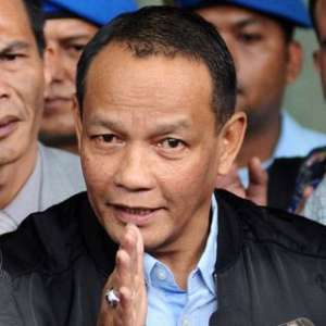 Usai Diperiksa KPK, Eks KSAU Bicara Menhan-Panglima TNI
