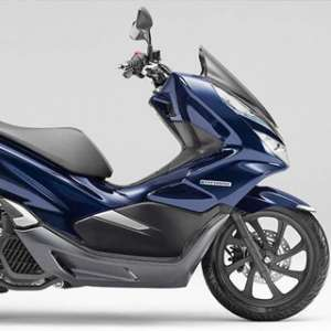 Honda PCX Hybrid, Produksi Lokal