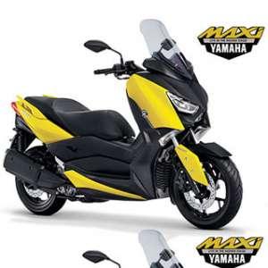 New Yamaha Xmax 250, Tawarkan Empat Warna