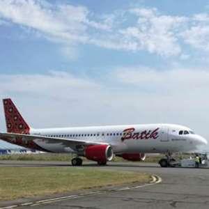 Perkuat Armada, Batik Air Datangkan Pesawat Baru Airbus A320