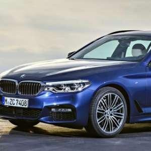 BMW Seri-5 Touring, Mobil Keluarga Mewah