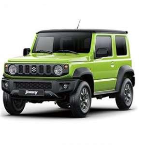 All New Suzuki Jimny, Makin Gagah
