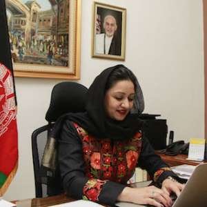 Dubes Roya Rahmani: Indonesia Promosikan Perdamaian Di Afghanistan