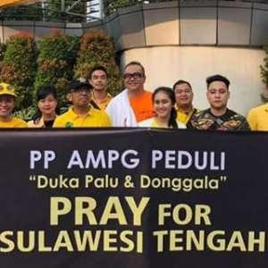 Aksi Peduli Palu Dan Donggala Dapat Dukungan Masyarakat