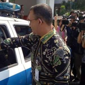 Jakarta Dibayangi Banjir, Anies: Saya Sudah Lakukan Antisipasi