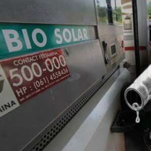 Bio Solar Paling Banyak 'Diminum' Bus Transjakarta