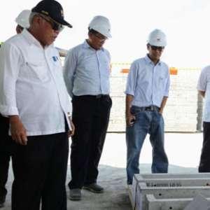 Rehabilitasi Dan Rekonstruksi Rumah Warga Pasca Gempa NTB Terus Berjalan