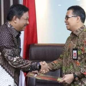 Kementerian PUPR Raih Sertifikat Akreditasi Lembaga Diklat Dari LAN