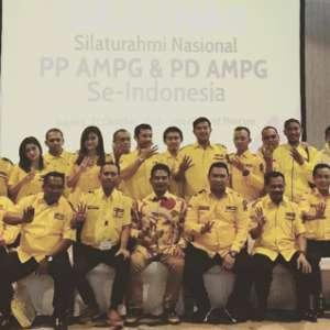 PP AMPG Gelar Silatnas Untuk Konsolidasikan Perubahan Nama