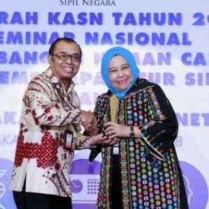Kementerian PUPR Raih 2 Penghargaan Dari Komisi Aparatur Sipil Negara