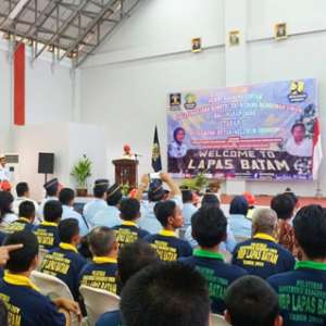 Kementerian PUPR Lanjutkan Pelatihan dan Sertifikasi Bagi Warga Binaan di 12 Lapas