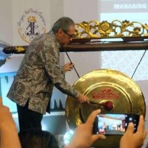 Menteri Basuki: Pelestarian Kota Pusaka Perlu Sinergi Berbagai Pihak