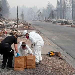 Hujan Lebat Memperumit Situasi Di California