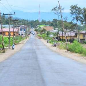 Dukung KSPN Danau Toba, Kementerian PUPR Lakukan Penanganan Jalan Lingkar Pulau Samosir
