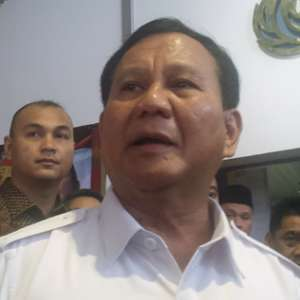 Prabowo Wanti-Wanti 2025 Air Laut Naik Sampai Bundaran HI