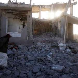 Houthi Tolak Usulan Pemerintah Yaman Soal Bandara Sanaa