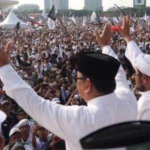 Ternyata Prabowo Sempat Menolak Beri Sambutan Di Reuni Mujahid 212