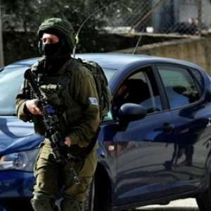 Israel Tangkap Puluhan Pendukung Hamas Pasca Serangan Di Tepi Barat